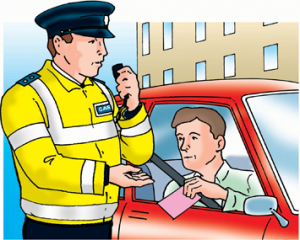 You may be asked to produce your full driving licence whilst driving for work