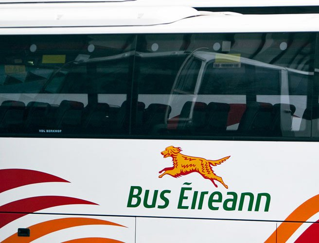 Bus Eireann Bus Strike